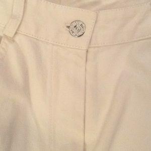 St. John Pants - Cream Khaki